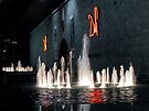 Dali and Fountains by Ian Ker