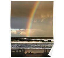 Watchin the Rainbow Poster