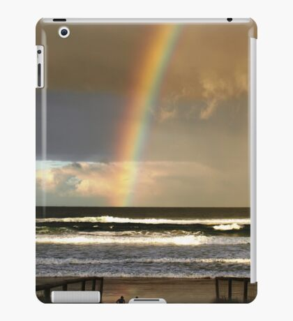 Watchin the Rainbow iPad Case/Skin