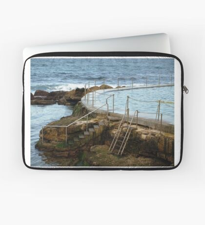 Coogee Beach Sydney Laptop Sleeve