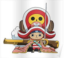 pirates chopper Poster