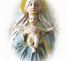 Mother of Our Savior by CatholiCARDS