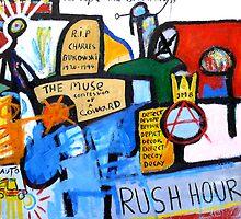 Rush Hour by Rene Sinkjaer