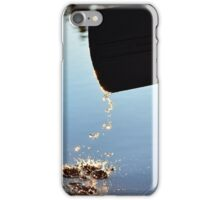 Canoe Paddle in Sunlight iPhone Case/Skin
