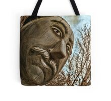 The Man in the Garden Tote Bag