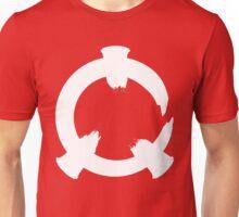Reflex - White Logo Unisex T-Shirt