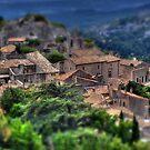 Les Baux-De-Provence by Beth A