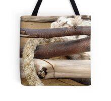 Beach Rope Tote Bag
