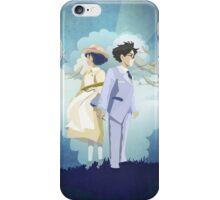 The Wind Rises iPhone Case/Skin