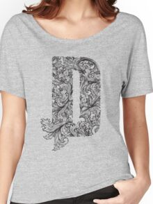 D Women's Relaxed Fit T-Shirt