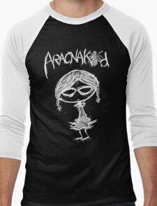 Aracnakid #3 Men's Baseball ¾ T-Shirt