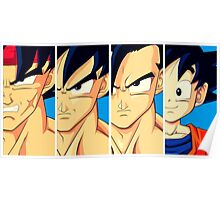 all about goku Poster