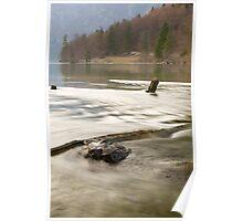 Bohinj Lake, Slovenia Poster