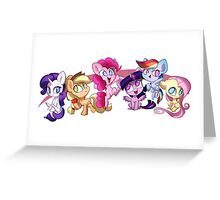 Adorable Friendship Greeting Card