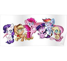 Adorable Friendship Poster