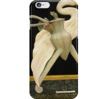 Sculptured Heron iPhone Case/Skin