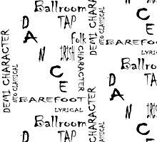 Dance Graffiti by Lisa Taylor