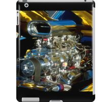 Chromed and Blown iPad Case/Skin