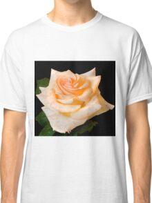 Peachy Rose Classic T-Shirt