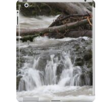 flowing water #3 iPad Case/Skin