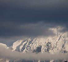 Kamnik Alps mountains, Slovenia by Ian Middleton