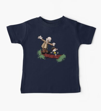Breaking Bad Calvin And Hobbes Baby Tee