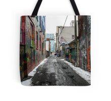 Graffiti Alley Toronto 2 Tote Bag