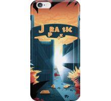 The Gate Of Jurassic World iPhone Case/Skin