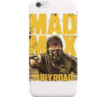 Mad Max Fury Road Movie iPhone Case/Skin