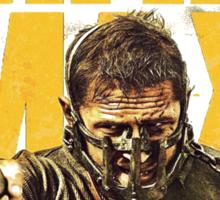 Mad Max Fury Road Movie Sticker