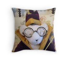 Wizzard  Throw Pillow