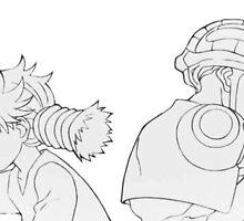 Hunter x Hunter: The King and Komugi by kct3722