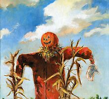 PUMPKIN HEAD by DENNY STEVENSON