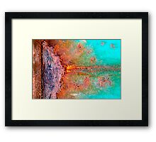 Ready to Blow Framed Print