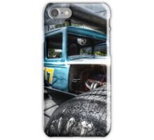 HDR - Coupe Sprint Car iPhone Case/Skin