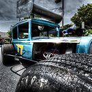 HDR - Coupe Sprint Car by Doug Greenwald