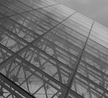 Louvre light by shamusfrisbedog