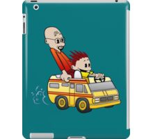Breaking Bad Calvin And Hobbes iPad Case/Skin