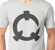 Reflex - Grey Logo Unisex T-Shirt