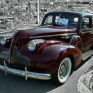 1939 Buick Roadmaster by TeeMack