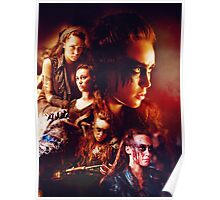 The 100: Heda Poster