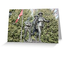 Cenotaph Greeting Card