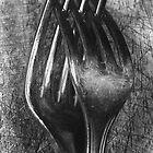 Cutlery 03 by Enda Cavanagh