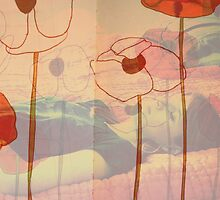 poppies will make them sleep by Morgan Kendall