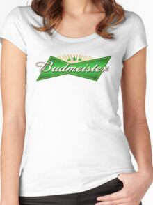 Budmeister Women's Fitted Scoop T-Shirt