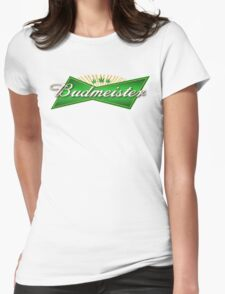Budmeister Womens Fitted T-Shirt
