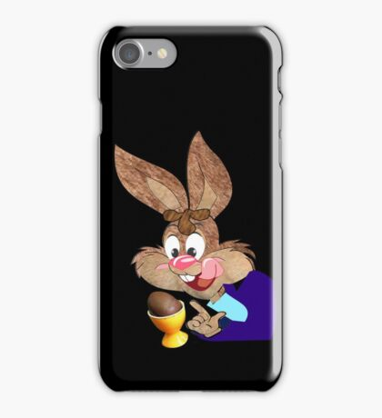 Easter bunny  [6333 Views] iPhone Case/Skin