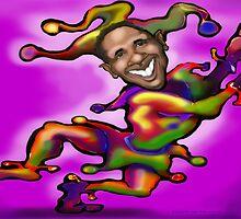 Obama by Kevin Middleton
