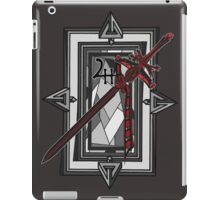 ACE OF SWORDS iPad Case/Skin