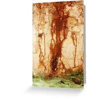 The Bleeding Tree Greeting Card